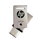 HP惠普x5000m 64GB USB3.1 Type-C OTG 雙用隨身碟