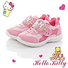 HelloKitty 糖果系列 透氣輕量減壓抗菌防臭休閒童鞋-粉