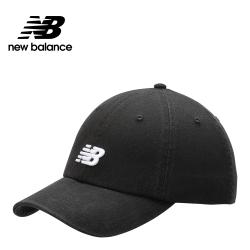 New Balance復古棒球帽_黑色_LAH91014BK