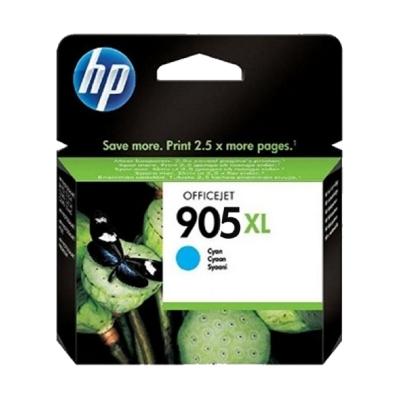 HP T6M05AA 原廠藍色高容量墨水匣 NO:905XL