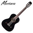 Montana MTN-150 嚴選黑色36吋旅行古典吉他(黑色)~限量