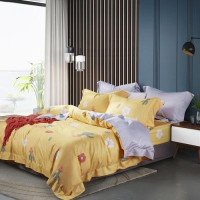 (限時下殺) Ania Casa 50天絲枕套床包組 採3M吸濕排汗專利 雙/大均價