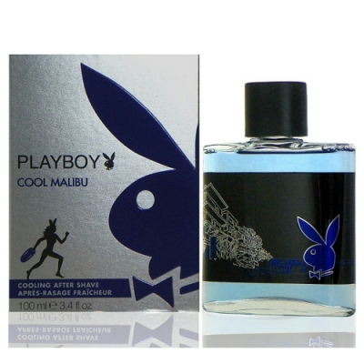 Playboy Cool Malibu Cooling 馬里布鬍後水 100ml