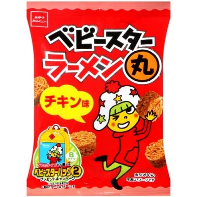 OYATSU 丸子點心餅乾[雞汁風味](23g)