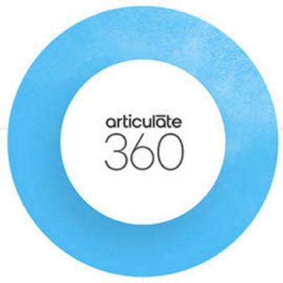 Articulate 360 Personal 單機版 (1年授權)