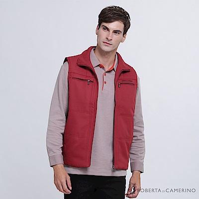 ROBERTA諾貝達 經典造型 內裡鋪棉 無袖背心 紅色