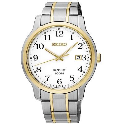 SEIKO CS時尚簡約風手錶-7N42-0GE0G/SGEH68P1