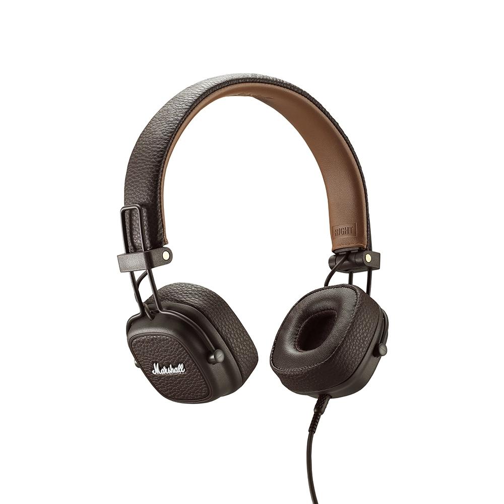 Marshall Major III 耳罩式耳機 復古棕