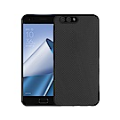 PKG ASUS Zenfone4 ZE554KL手機防護套商務超值碳纖維紋系列
