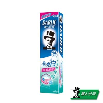黑人 全亮白 - 牙齦護理牙膏140g
