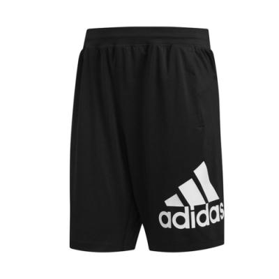 adidas 短褲 運動 休閒 健身 訓練 男款 黑 DU1592 4K_SPR A BOS 9