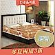 AVIS艾維斯 楓葉印花護背式冬夏兩用彈簧床墊-雙人5尺 product thumbnail 1