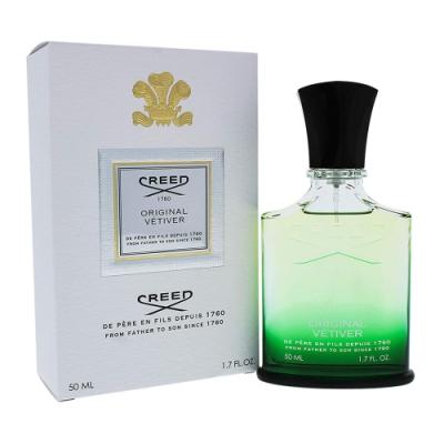 CREED ORIGINAL VETIVER 綠香岩蘭男性香水 50ml
