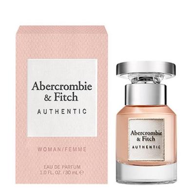 Abercrombie & Fitch A&F 真我女性淡香精30ml