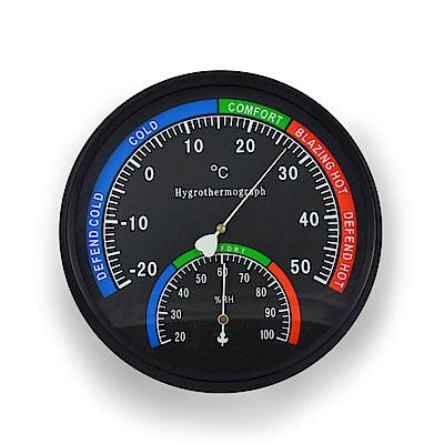 COMET 20CM精準機械掛式溫濕度計(TM-04)