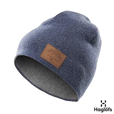 Haglofs Whooly 羊毛保暖帽 塔恩藍色