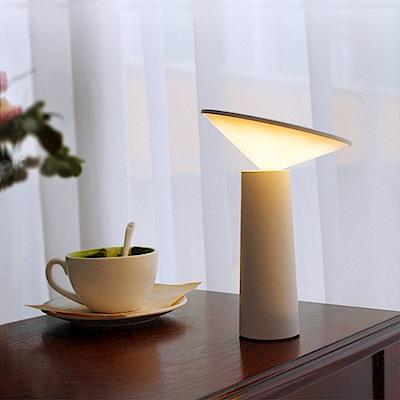 小i檯燈 USB充電 LED夜燈/床頭燈