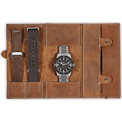 RADO 雷達 Captain Cook 庫克船長 復刻限量自動機械腕錶 套錶-42mm R32505018