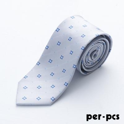 per-pcs 奢華品味優質領帶_灰(719013)