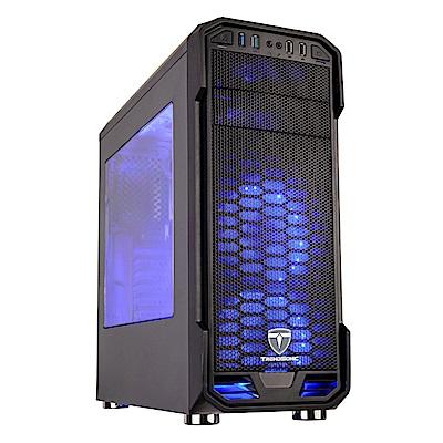 微星 電玩系列【刀光劍影】Intel i5-8400 六核心獨顯遊戲電腦