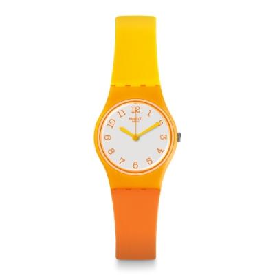 Swatch Lady 原創系列手錶 BEACH DREAM -25mm