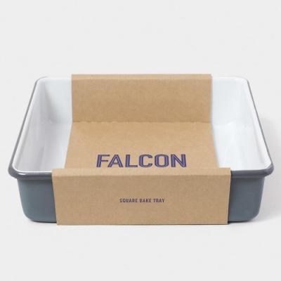 Falcon 獵鷹琺瑯 琺瑯2合1烤盤 灰藍