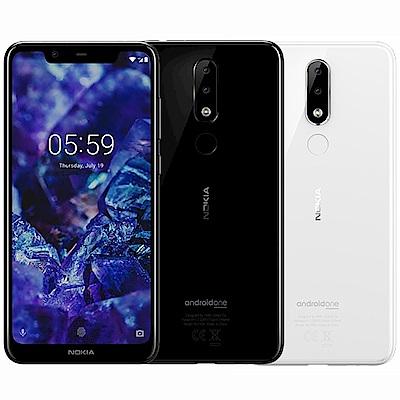 Nokia 5.1 Plus(3G/32G) 5.8吋雙卡智慧手機
