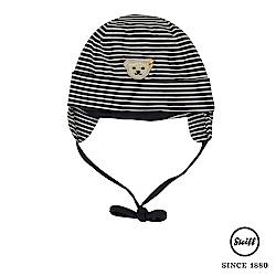 STEIFF德國精品童裝 條紋熊熊圓頂帽