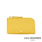 LULU GUINNESS LEAH 卡夾/零錢包 (黃)
