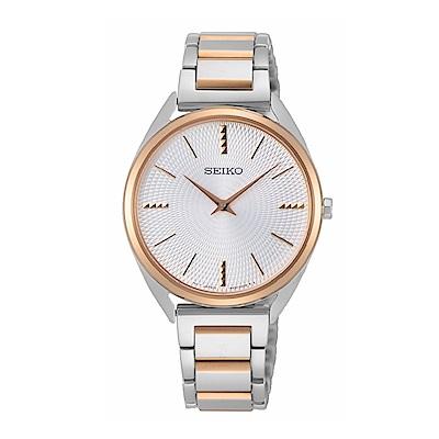 SEIKO精工 優雅質感時尚腕錶4N30-00D0KS(SWR034P1)
