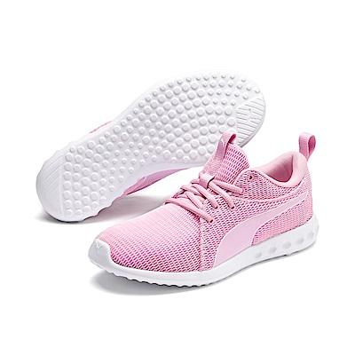 PUMA-Carson 2 New Core Wn s女性慢跑鞋-淡淺粉