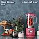 recolte 日本麗克特Glass Blender Rico 耐熱果汁機-蜜糖粉 product thumbnail 2