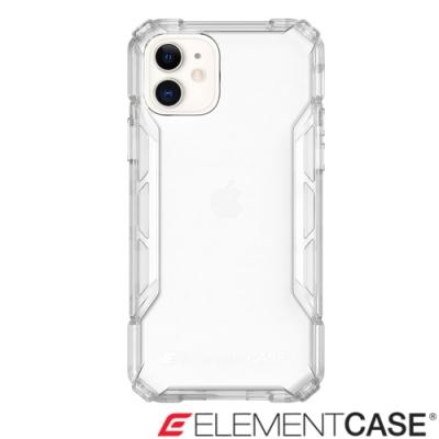 美國 Element Case iPhone 11 抗刮科技軍規殼 - 透明