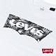 Levis 男款 短袖T恤 墨彩棕梠葉Logo CoolMax吸濕排汗 product thumbnail 2