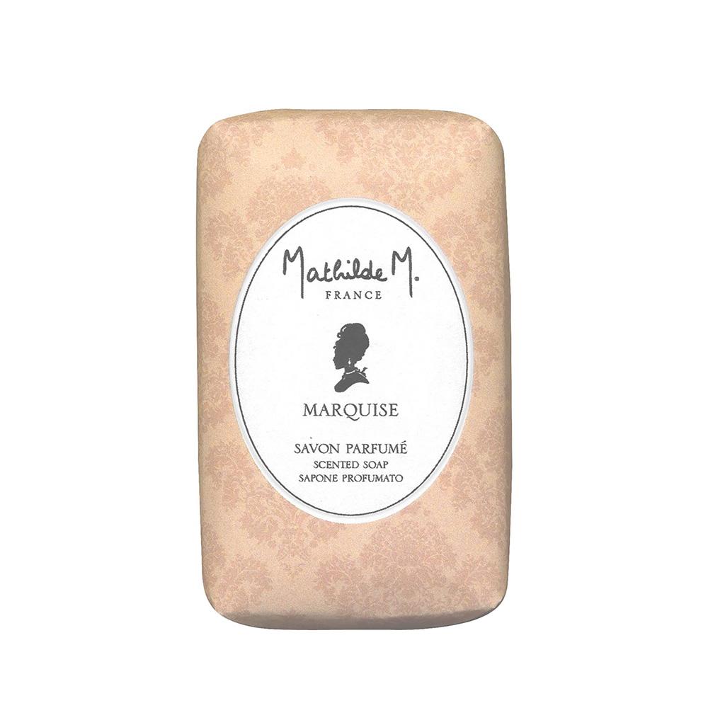 Mathilde M.法國瑪恩 伯爵夫人柔嫩香水皂100g