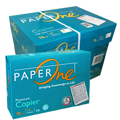 Paper One A4 多功能影印紙 70g(5包)