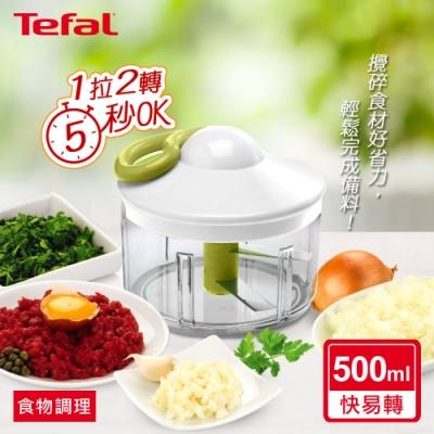 Tefal法國特福 新快易轉食物調理器500ml(快)