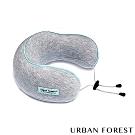 URBAN FOREST都市之森 花卷-旅行頸枕/午睡枕 (基本色)