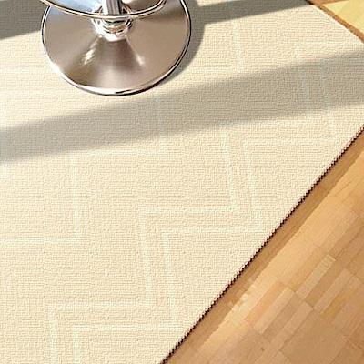 范登伯格 - 夏露 類亞麻進口地毯 - 山菱 (米色 - 160 x 230cm)