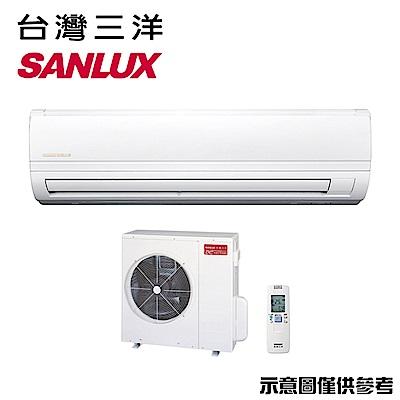 SANLUX三洋 8-10坪變頻冷暖分離式冷氣SAC-63VH7/SAE-63VH7