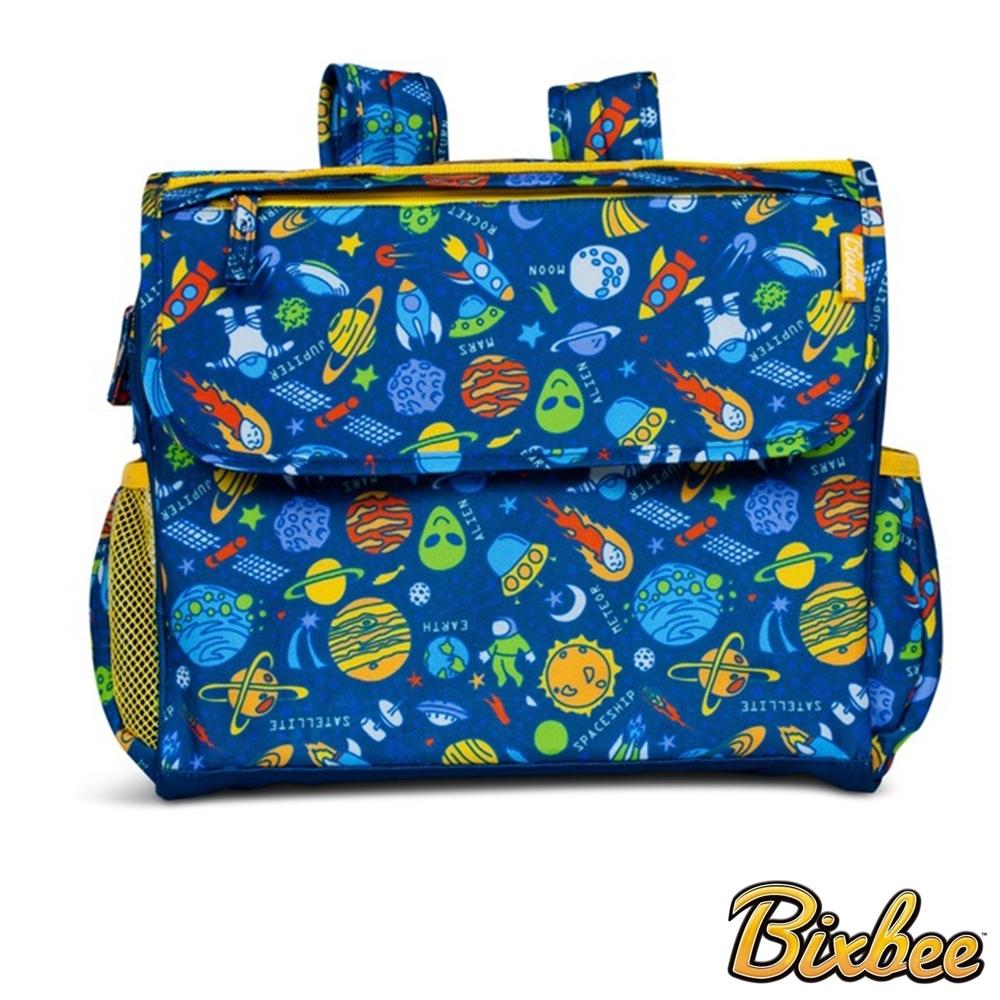 美國Bixbee - 想童趣系列-奇幻太空背包手提保溫袋套組