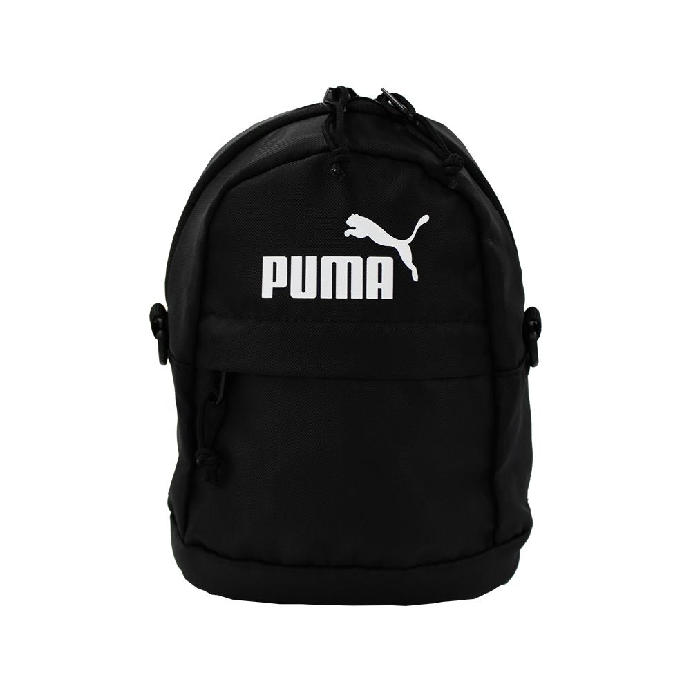 PUMA-男女基本系列兩用後背包(N)/(075883-黑色