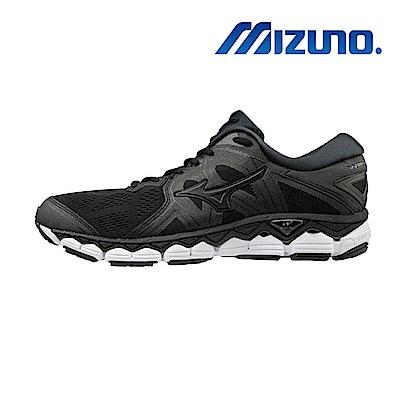 MIZUNO 美津濃 WAVE SKY 2 男慢跑鞋 J1GC180209