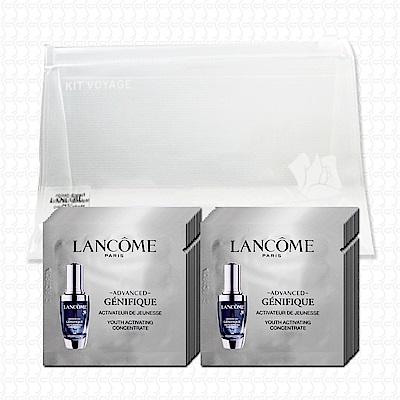LANCOME 蘭蔻 超進化肌因賦活露1mlx20(贈夾鏈袋)