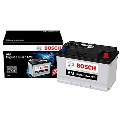 【BOSCH】DIN62 S5銀合金AMS充電制御 汽車電瓶
