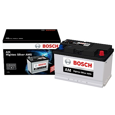 【BOSCH】DIN60 S5銀合金AMS充電制御 汽車電瓶
