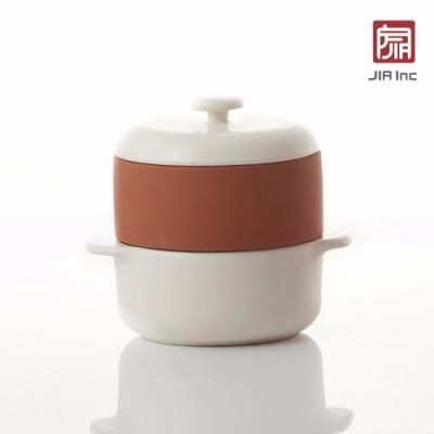 JIA Inc. 饗食版蒸鍋蒸籠組14cm