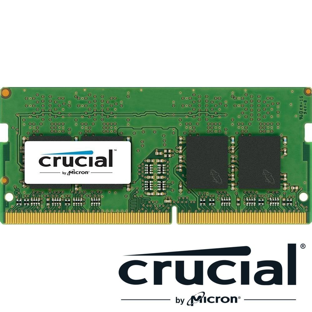 Micron Crucial NB-DDR4 2400/4G RAM 筆記型記憶體