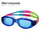 巴洛酷達 青少年運動抗UV防霧泳鏡 Barracuda MANTA JR #14220