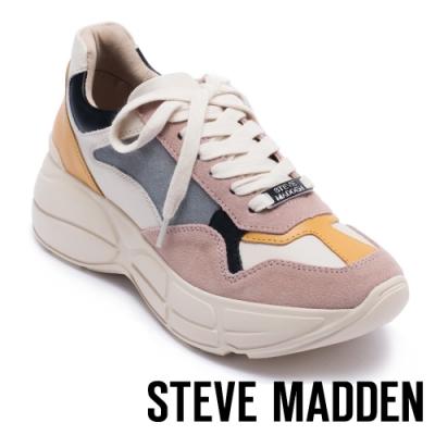 STEVE MADDEN-MEMORY時尚老爹鞋-粉色